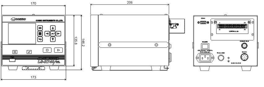 LS-R740WL コントローラー