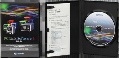 エアリークテスターのソフト PCリンクソフト4