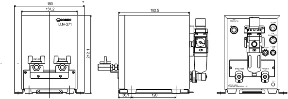 LS-R740(ZL) 空圧ユニット