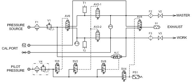 LS-R740WL 空気回路図